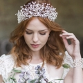 1 Hermione Harbutt Aphrodite Headpiece 1295 pounds Amy Fanton Photography